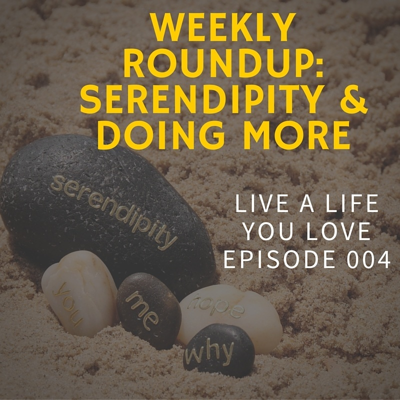 Live a Life You Love Episode 004